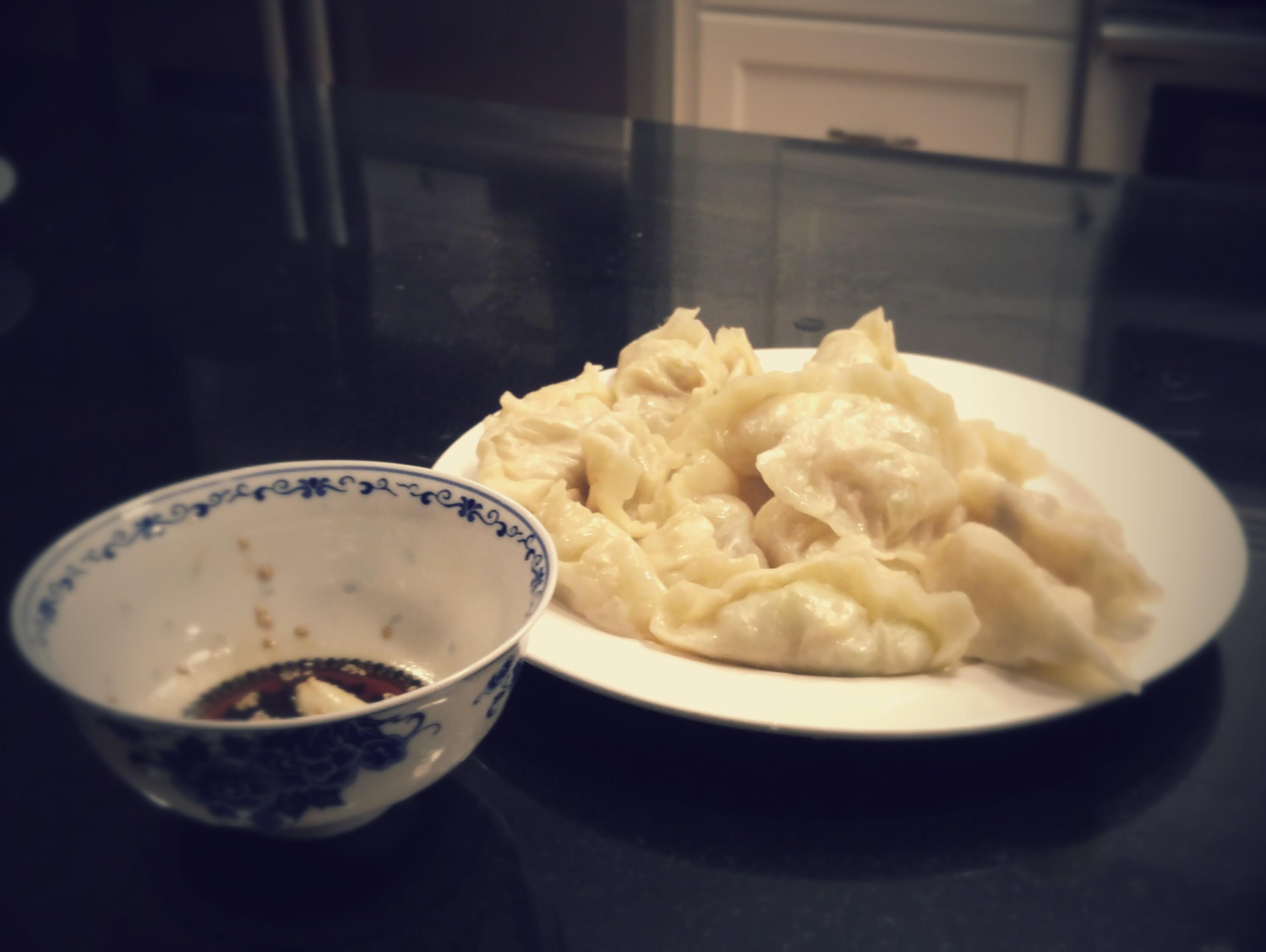 dumpling finished